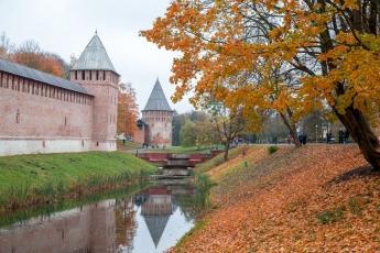 Смоленск осенью