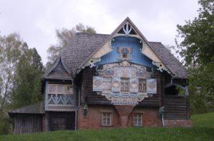 Экскурсия в историко-архитектурный комплекс «Теремок»