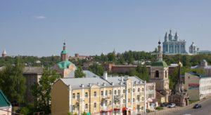 Обзорная Экскурсия Смоленск - наш город
