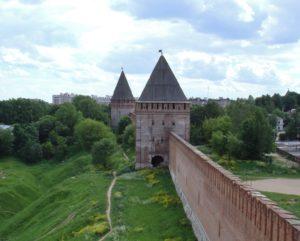 Экскурсия «Смоленская Крепостная стена»