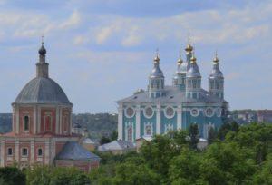 Экскурсия «Святыни Успенского собора»