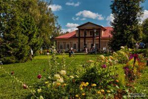 Сельхоз школа Фленово